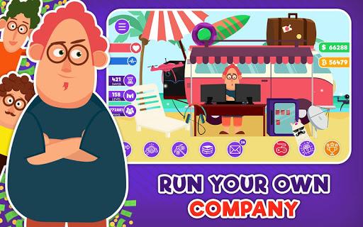 Freelancer Simulator Inc : Game Dev Money Clicker 1.72 screenshots 1