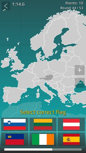 World Map Quiz  screenshots 12
