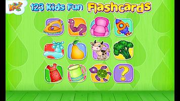 123 Kids Fun FLASHCARDS - Alphabet Learning Games