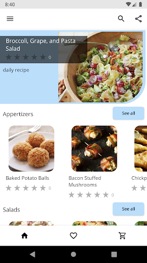 Recipes for Christmas 5.01 Screenshots 1
