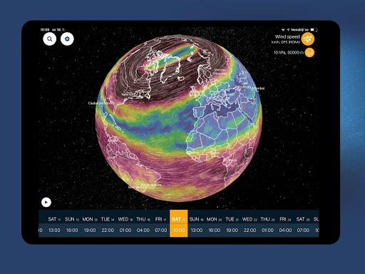 Ventusky: Weather Maps 14.0 Screenshots 18