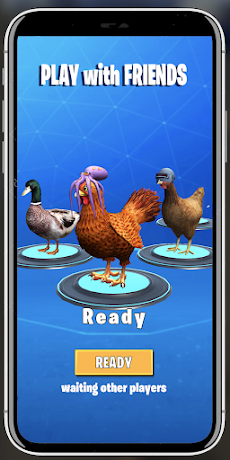 Chicken Royale: Chicken Challenge 3d Viral Appのおすすめ画像2