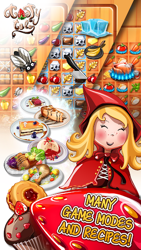 Tasty Tale: puzzle cooking game Apkfinish screenshots 5