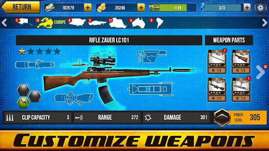 Wild Hunt:Sport Hunting Games. Hunter & Shooter 3D Unlimited Money