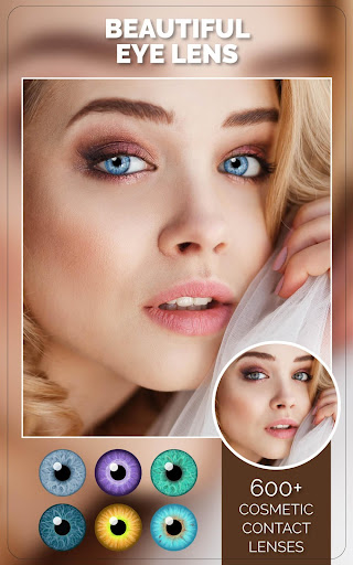 Change Hair And Eye Color apktram screenshots 12