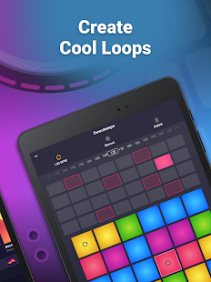 Drum Pad Machine - Beat Maker & Music Maker Screenshot