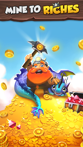 Idle Miner Clicker Games: Miner Tycoon Games 2021 apkpoly screenshots 4
