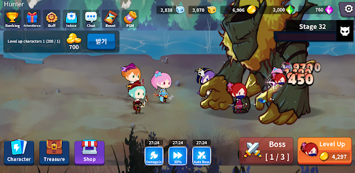Treasure Hunter: Find the Legendary - Idle RPG modavailable screenshots 1