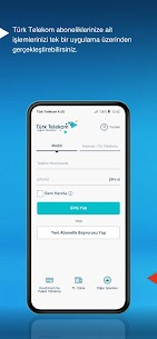 T rk Telekom Online İ lemler Apk İndir 4