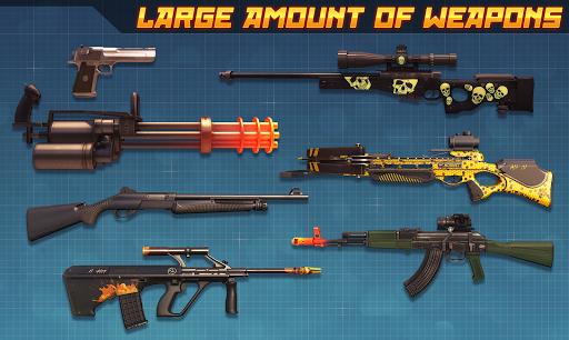 Contra City - Online Shooter (3D FPS) 0.9.9 de.gamequotes.net 3
