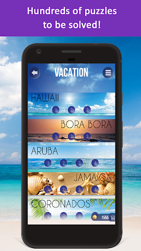 Word Beach: Fun Relaxing Word Search Puzzle Games  screenshots 4