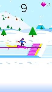 Ketchapp Winter Sports Full Apk İndir 5