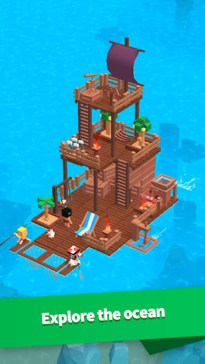 Idle Arks: Build at Sea 2.1.2 screenshots 3