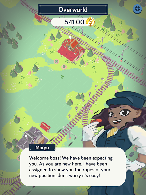 Train Station Idle Tycoon  poster 15