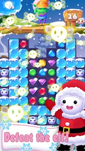 Ice Crush 2020 -A Jewels Puzzle Matching Adventure 3.5.9 Apk + Mod 2