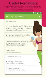 My Diet Coach - Weight Loss Motivation & Tracker