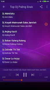 Lagu Dj Secawan Madu Offline 4.1 MOD Apk Download 3