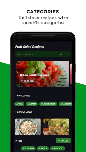 Foto do Fruit Salad Recipes Offline: Healthy Salad Recipes