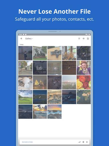 Acronis True Image: Mobile screenshots 13