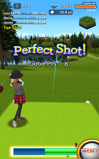 Golf Days:Excite Resort Tour screenshots 15