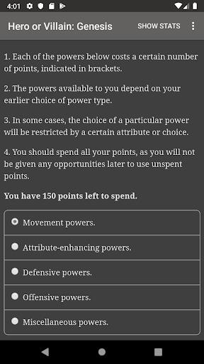 Hero or Villain: Genesis 1.3.2 Screenshots 3