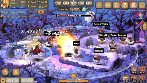 Tap Defenders  screenshots 12
