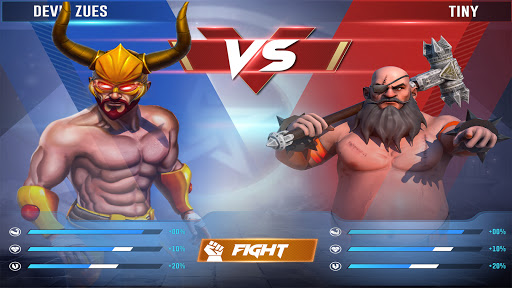Kung fu fight karate Games: PvP GYM fighting Games  screenshots 8