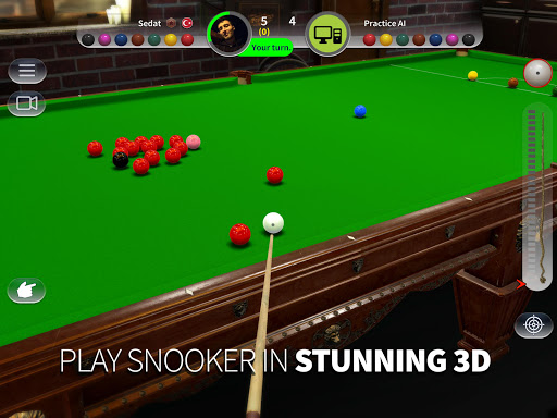 Snooker Elite 3D screenshots 7