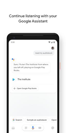Foto do Google Play Books - Ebooks, Audiobooks, and Comics