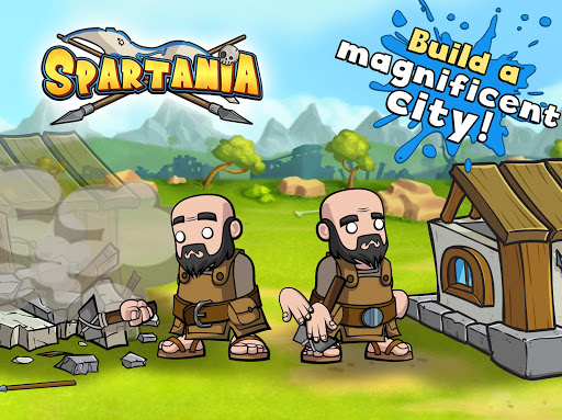 Spartania: The Orc War! Strategy & Tower Defense! 3.17 Screenshots 10