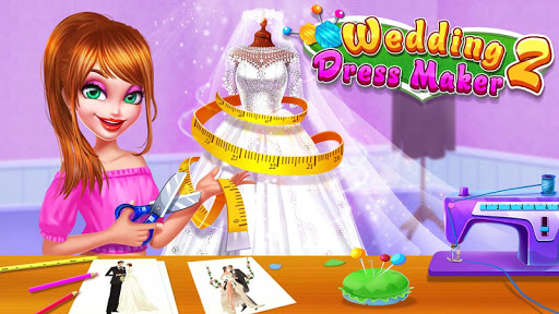 ud83dudc8dud83dudc57Wedding Dress Maker 2 3.6.5038 screenshots 15