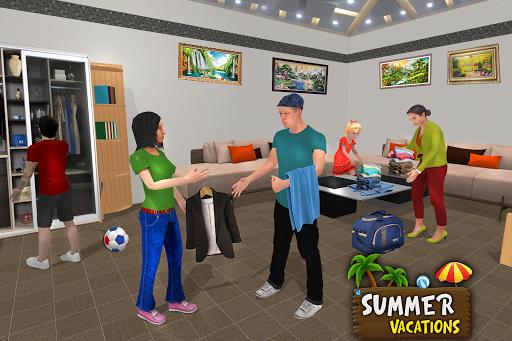Virtual Family Summer Vacations Fun Adventures  screenshots 2