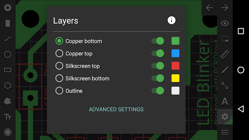 PCB Droid  Screenshots 6
