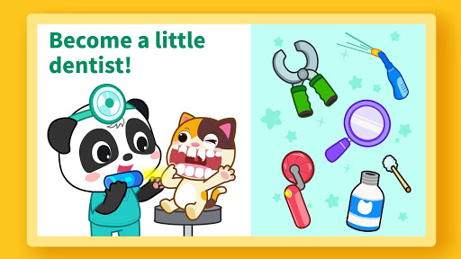 Baby Panda: Dental Care  screenshots 4