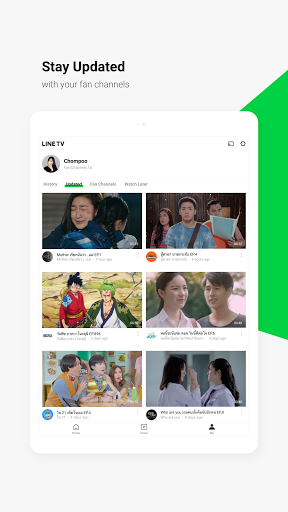 LINE TV 1.1.1 Screenshots 8
