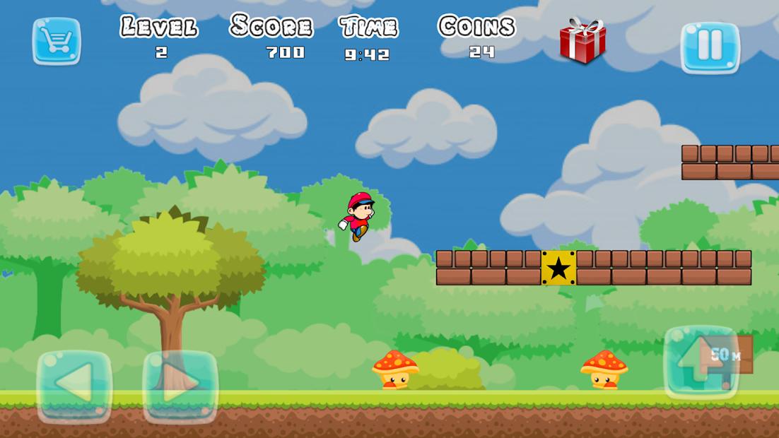 Billy is going home screenshot 1