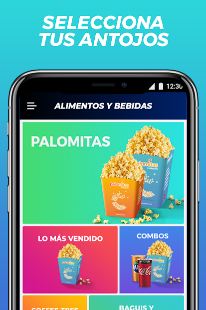 Cinépolis El Salvador screenshot 2