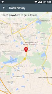 Mobile Tracker ( Location )
