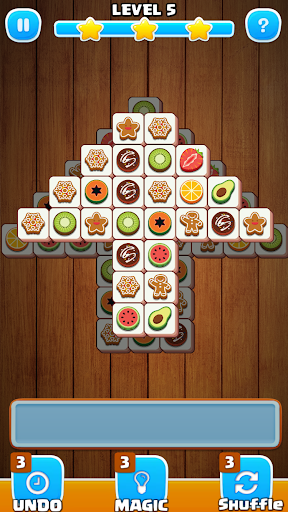 Tile Match Sweet - Classic Triple Matching Puzzle  screenshots 15