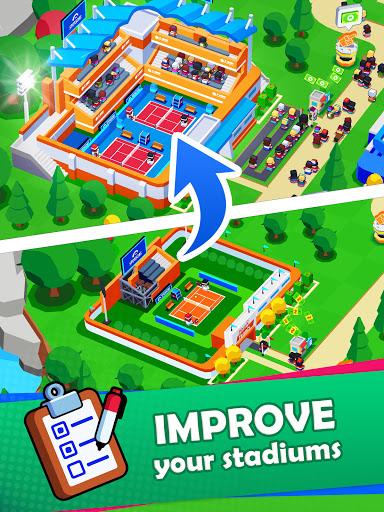 Sports City Tycoon - Idle Sports Games Simulator  screenshots 11