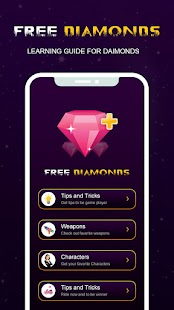 Guide and Free Diamonds for Free Screenshot
