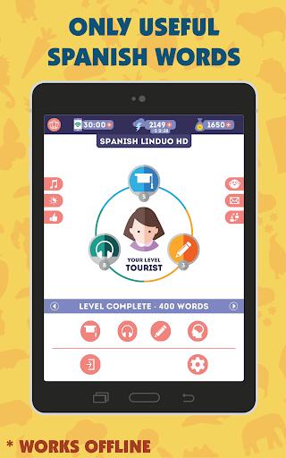 Spanish for Beginners: LinDuo HD Apkfinish screenshots 11