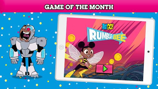 Cartoon Network GameBox - Free games every month screenshots 1