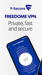 FREEDOME VPN MOD APK (Unlocked) 1