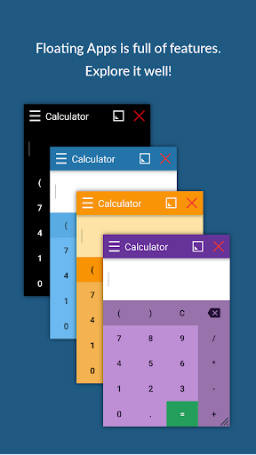 Floating Apps Free (multitasking)  Screenshots 4