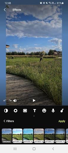 Efectum: Slow Motion Video Maker & Fast Camera 2.0.41 Screenshots 7