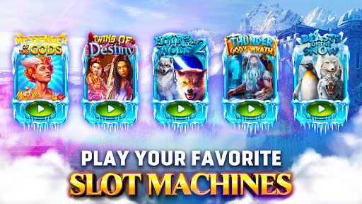 Slots Lightningu2122 - Free Slot Machine Casino Game  screenshots 3