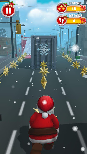 Fun Santa Run - Christmas Runner Adventure 2.7 screenshots 3