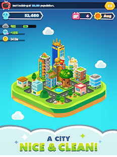 Game of Earth: Virtual City Manager Screenshot