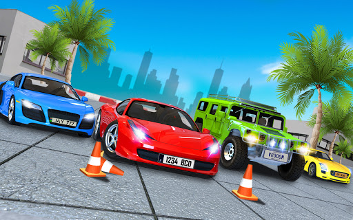 Super Car Parking Simulator: Advance Parking Games 1.1 screenshots 8